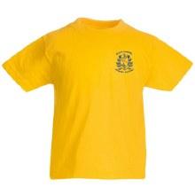 Stoke Damerel T-Shirt 3/4