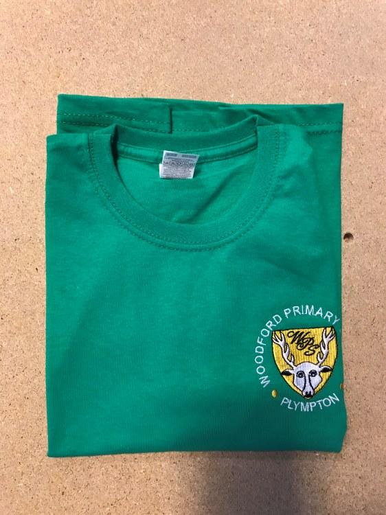 Woodford Green T-Shirt 11/12