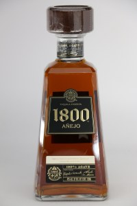 "1800 Tequila ""Anejo"" Tequila .750L"