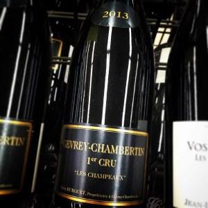 Alain Burguet Gevrey-Chambertin 1er Cru 'Les Champeaux' 2013 (750ml)