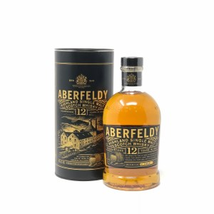Aberfeldy 12 Year Old Single Malt Scotch Whiskey, Highland (750ML)