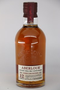 "Aberlour ""12 Year Old"" ""Double Cask Matured"" Speyside Single Malt Scotch (750ML)"
