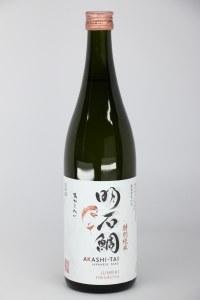 Akashi Tai Tokubetsu Junmai Sake (720ML)
