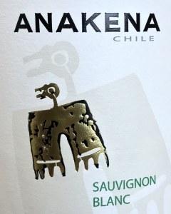 Anakena Sauvignon Blanc 2017 (1.5L)