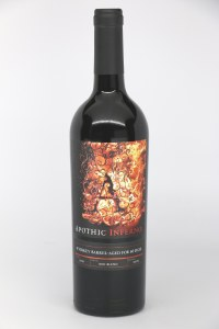 Apothic Inferno (Aged in Whiskey Barrel)-Red Blend (750ml)