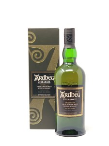 "Ardbeg ""Uigeadail"" Islay Single Malt Scotch .750L"