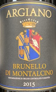Argiano Brunello di Montalcino 2016(750ml)