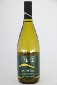 Ariel Chardonnay Non-Alcohol .750L
