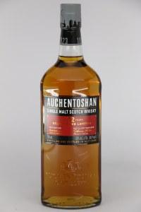 Auchentoshan 12 Year Old Single Malt Scotch Whiskey, Lowland (750ML)