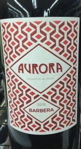 Aurora Barbera (1.5L)