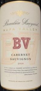 Beaulieu Vineyard Napa Valley Cabernet Sauvignon 2016 (750ML)