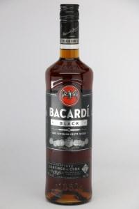 """Bacardi """"Select (Black)"""" Rum .750L"""
