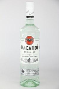 "Bacardi ""Silver"" Rum .750L"