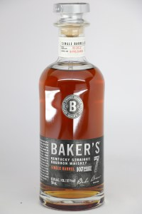 """Baker's """"7 Year Old"""" Small Batch Bourbon .750L"""
