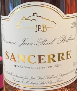 Domaine Jean-Paul Balland Sancerre Rose 2018 (750ML)