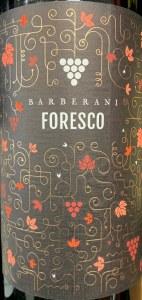 Barberani Foresco Umbria Rosso IGT 2015 (750ML)