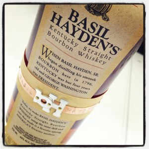 "Basil Hayden's ""10 Year Old"" Small Batch Bourbon (750ML)"
