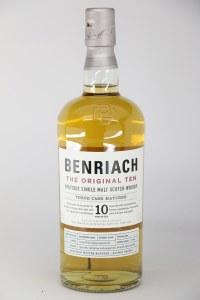BenRiach The Original Ten 10 86PF Speyside (750ML)