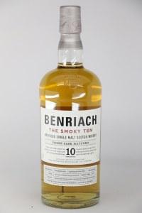BenRiach The Smokey Ten 92PF (750ML)