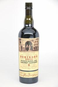 Beringer Bros Cabernet Sauvignon Bourbon Barrel Aged 2018 (.750L)