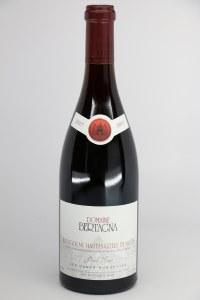 Domaine Bertagna Bourgogne Hautes Cotes de Nuits Les Dames Huguettes Rouge 2017