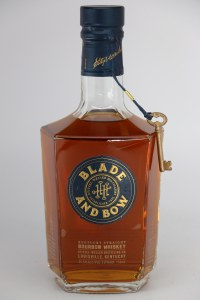 Blade and Bow Bourbon Whiskey .750L