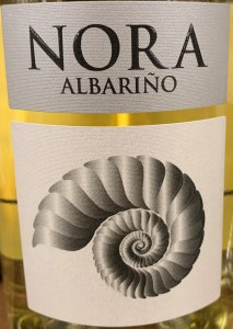 Bodegas Vina Nora 'Nora' Albarino Rias Baixas 2017 (750ml)