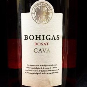 Bohigas Rosat Brut Cava NV (Trepat/Pinot Noir) (750ml)