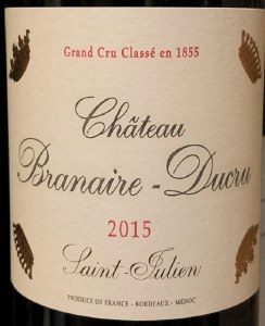 Chateau Branaire Ducru Saint Julien 2018 (Pre-Arrival) (375ml)