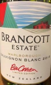 Brancott Sauvignon Blanc Marlborough 2019 (750ml)