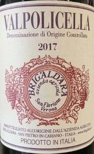 Brigaldara Valpolicella Classico 2017 (750ml)