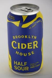 Brooklyn Cider House Half Sour Hard Cider CAN (355ML)