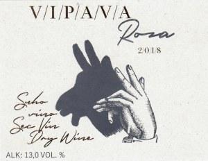 Burja Roza Vipava Valley Pinot Gris 2018 (750ml)
