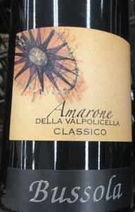Tommaso Bussola Amarone della Valpolicella Classico 2013 (750ml)