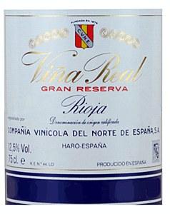 CVNE 'Vina Real' Gran Reserva Rioja 1975 (750ML)