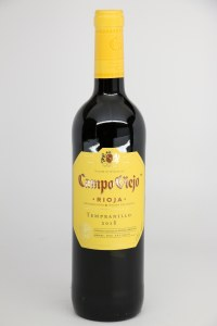 Campo Viejo Rioja Tempranillo Red 2019