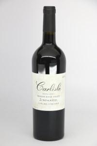 Carlisle Carlisle Vineyard Russian River Valley Zinfandel 2018 (750ML)