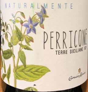 Caruso & Minini Naturalmente Bio Perricone 2017 (750ml)