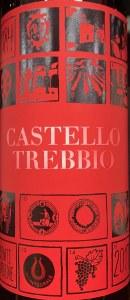 Castello del Trebbio Chianti Superiore 2017(750ml)