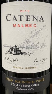 Catena Zapata Malbec High Mountain Vines 2017 (750ml)