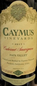 Caymus Cabernet Sauvignon Napa Valley 2019 (750ML)