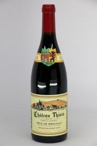 Chateau Thivin Cote de Brouilly Beaujolais 2019
