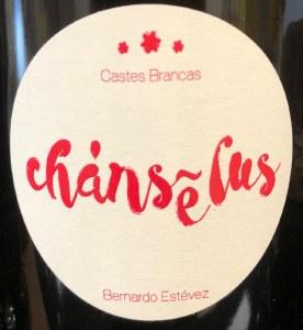 Bernardo Estevez Chanselus Rebeiro Blanco 2015 (750ml)