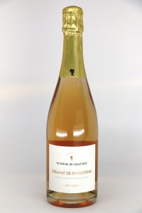 Victorine de Chastenay Cremant de Bourgogne Brut Rose NV (750ml)