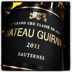 Chateau Guiraud Sauternes 2011 (375ML)