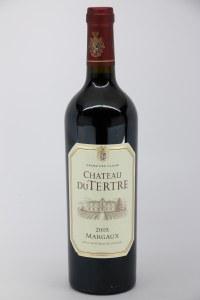 Chateau du Tertre Margaux Cinquieme Cru Classe 2005 (750ML)