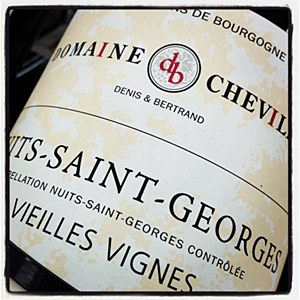 Robert Chevillon Nuits-St-George Blanc 2017 (750ML)