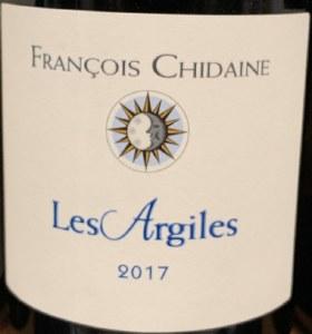 Francois Chidaine Vouvray Les Argiles Sec 2017 (750ml)