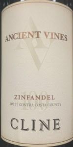 Cline 'Ancient Vines' Zinfandel Contra Costa County 2018 (750ml)