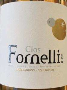 Clos Fornelli Corsica Rose 2018 (750ml)